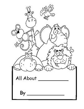 Animal Research (Kindergarten)