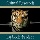 Animal Research Report/Lapbook Project