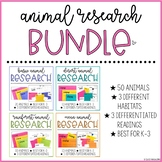 Animal Research MEGA BUNDLE PACK