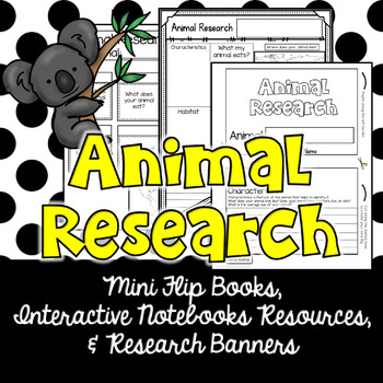 Animal Research Guides