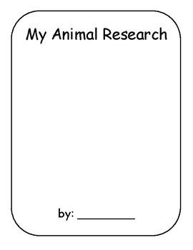 Animal Research Notetaking