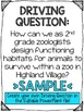 Animal Research PBL Printables & Resources {Project-Based