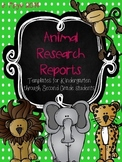 Animal Research Pack