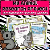 Animal Research Report Templates