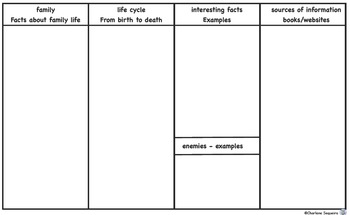 Animal Research Planning Template
