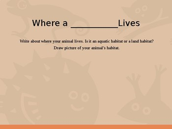 Animal Research Powerpoint