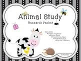 Animals: Informational Writing