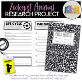 Animal Research Project #spreadthelove