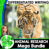 Animal Research Project | Animal Research Bundle | Animal Reports