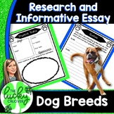 Research Project Template for Animal Research   Dog Facts