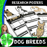 Animal Report Template | Dog Breeds Posters | Dog Facts