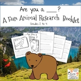 Animal Research Report and Information Writing