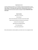 Animal Research Project-Informative Writing Piece