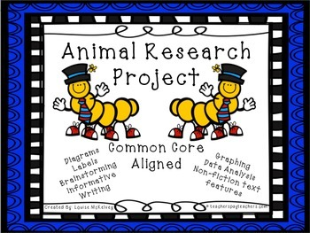 Animal Research Project Non fiction