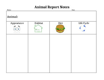 Animal Research Project Organizer