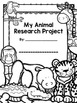 Animal Research Project: Primary Friendly (Take Home Project)