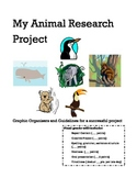 Animal Research Project- Ready to Go!