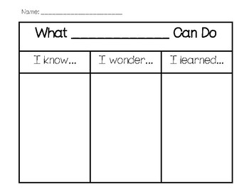 Animal Research Project Template