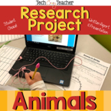 Animal Research Project and Presentation