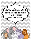 Animal Research Project with Infographic Extension