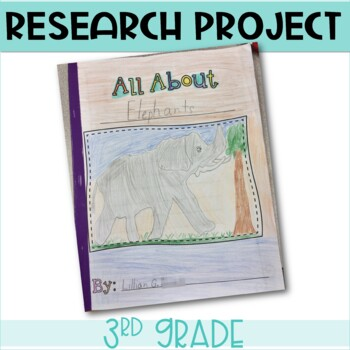 Animal Research Report Informational Project