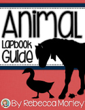 Animal Research Report Lapbook Guide
