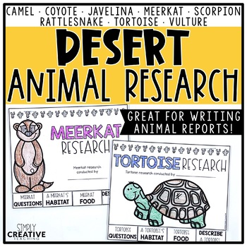 Desert Animal Research Project