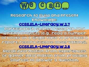 Animal Research Reports- BASIC, can be used with any animal!