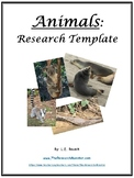 Animal Research Template EDITABLE