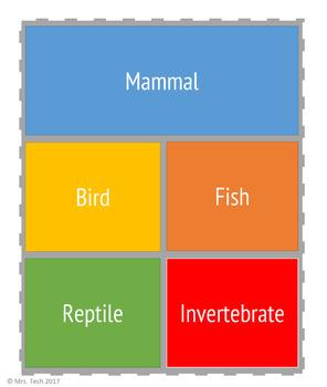 Animal Research Webquest