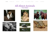 Animal Research Website For Kids