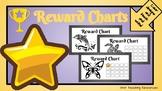 Reward Sticker Charts- Pasifika theme, ready to print in c
