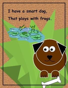 Animal Rhyme Time