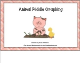 Animal Riddle Coordinate Graph Set for Smart Board