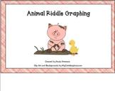 Animal Riddle Coordinate Graphing Set (PDF Format)