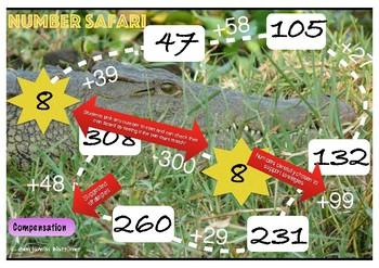 Animal Safari - Crocodile set