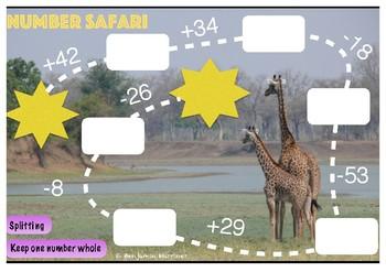 Animal Safari Bundle