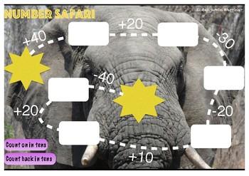 Animal Safari - Elephant set