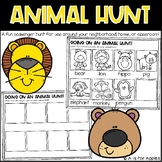 Animal Scavenger Hunts