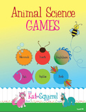 Animal Science Games for the Elementary Classroom