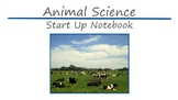 Animal Science Start Ups POWERPOINT (Numbered 1-250, no months)