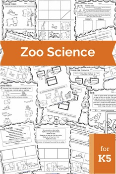 Kindergarten Science at the Zoo