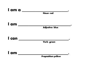 English Sentence Stems