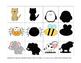 Animal Shadow Matching Cards