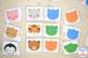 Animal Shadow Matching Puzzle and Clip Card Pack