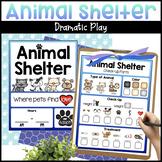 Animal Shelter Dramatic Play