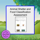 Animal Shelter and Food Classification Assessment