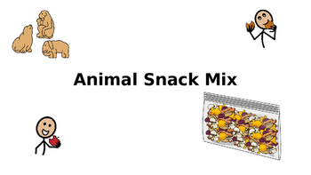 Animal Snack Mix