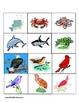 Animal Sort - Air or Water Folder Game