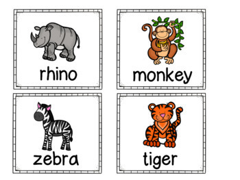 Animal Sort-Zoo